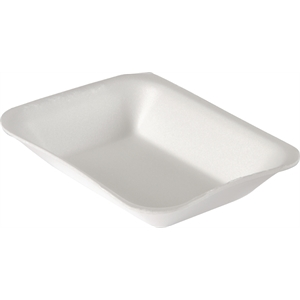 Foam Fish and Chip Tray per 500